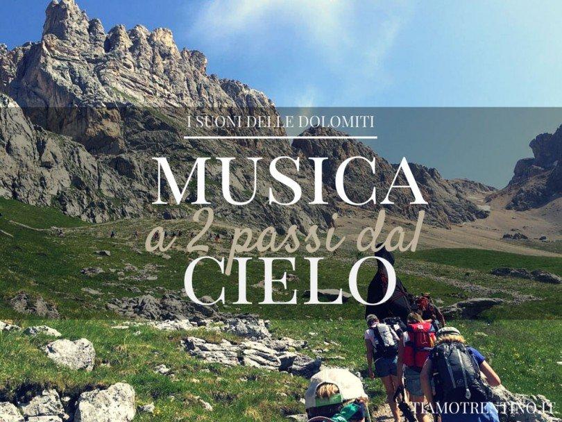 c4c86d474ce3 I Suoni delle Dolomiti Musica in Alta Quota