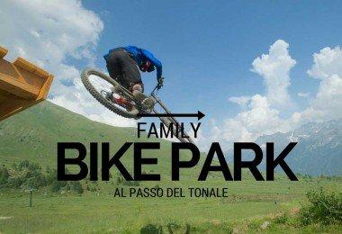 bike-park per famiglie al passo del tonale
