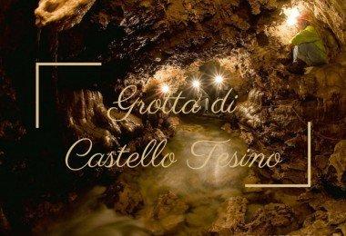 grotta di castello tesino